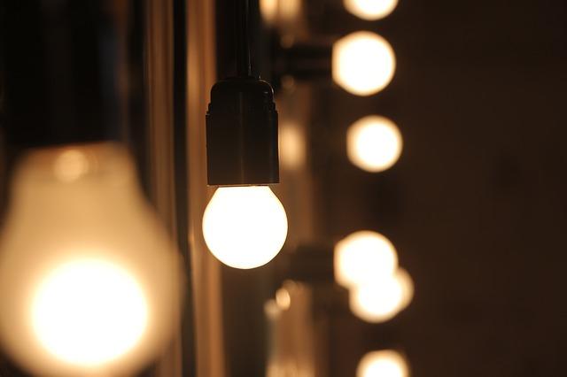kulaté žárovky