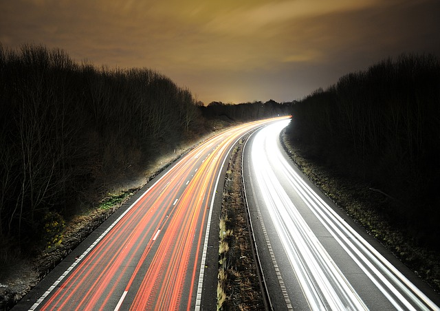 silniční provoz