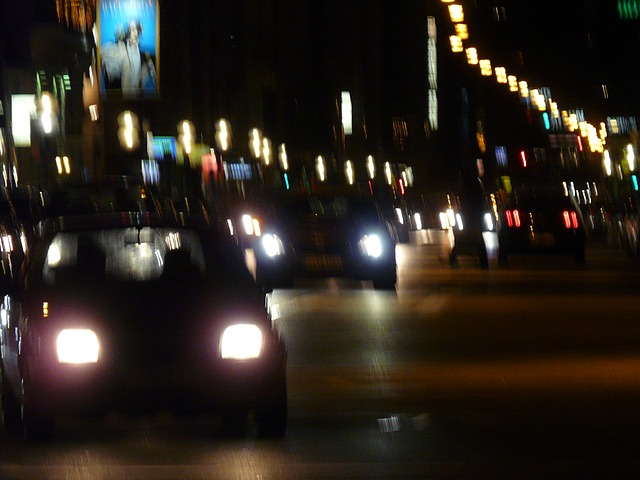 noční provoz
